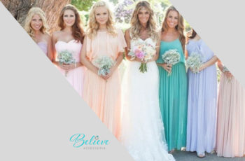 Como escolher os vestidos das madrinhas?