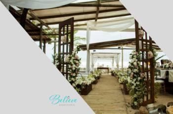 Casando na praia: Como evitar possíveis perrengues